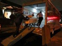 ABD'de cesetler kamyonette çürümeye terk edildi