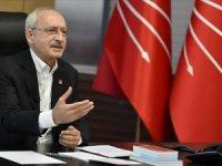 Kılıçdaroğlu işçilerle video konferans yöntemiyle görüştü