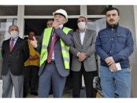 Belediye, işçilerin 20 yıllık borcunu ödedi