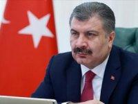 Türkiye'de corona virüsten 3 bin 397 can kaybı