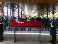Şehit Jandarma Uzman Çavuş Fidan ile Kuzu son yolculuklarına uğurlandı