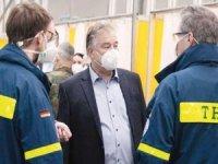 Türkiye'den Almanya'ya 2 milyon maske: Alman medyası, Almanya'nın maske yardımının gizli kalmasını istediğini öne sürdü