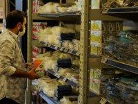 İstanbul'da ücretli maske satışı başladı