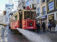 Türkiye'de koronavirüsten son 24 saatte 47 can kaybı