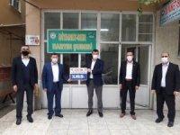 Bartın'da din görevlilerinden Milli Dayanışma Kampanyası'na destek