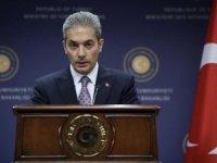 Dışişleri Sözcüsü Aksoy'dan Mısır, Yunanistan, GKRY, Fransa ve BAE'nin ortak bildirisine tepki