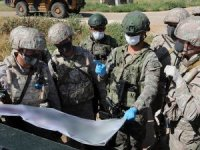 İdlib'de 10'uncu Türk-Rus Birleşik Kara Devriyesi icra edildi