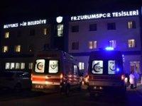 Erzurumspor'da 11 kişinin koronavirüs testi pozitif çıktı