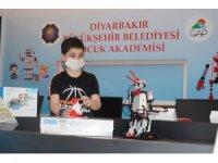 Diyarbakır Büyükşehir Belediyesi robotik kodlama atölyeleri eğitime hazır