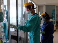 Türkiye'de koronavirüsten 41 yeni can kaybı