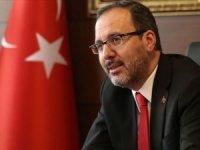 Bakan Kasapoğlu: 19 Mayıs dijital ortamda kutlanacak
