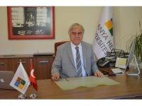 Alanya Hep Üniversitesi'nde Prof. Dr Ali Ekrem Özkul dönemi başladı