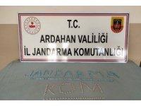 Ardahan'da düzenlenen operasyonda 382 adet extacy hap ele geçirildi