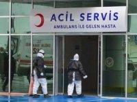 Türkiye'de koronavirüsten son 24 saatte 27 ölüm
