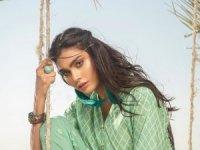 Ünlü model Zara Abid de düşen uçaktaydı