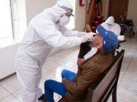 Çay toplamak için Rize'ye gelenlere Korona virüs testi yapılıyor