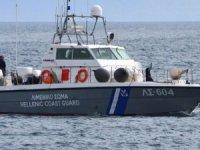 Bodrum açıklarında Türk teknesine Yunanlardan taciz atışı