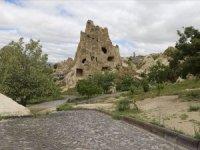 Kapadokya'da 'Kovid-19' sakinliği