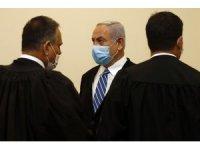 İsrail Başbakanı Netanyahu'nun yargılandığı davanın ilk duruşması sona erdi