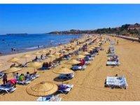 Kocaeli'nin plajlarında bu yıl 6 'mavi bayrak' dalgalanacak