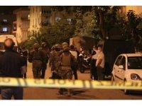 Elinde pompalı tüfekle ailesine ve polise ecel terleri döktürdü