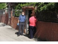 Yalnız yaşayan engelli adam evinde ölü bulundu