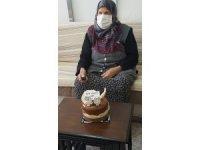 Hatice nine 90'ncı yaş gününü Vefa Sosyal Destek grubu ile kutladı