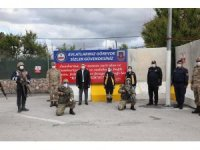 Vali Kaldırım, güvenlik güçlerinin bayramını kutladı