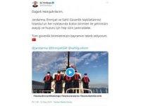 İstanbul Valisi Yerlikaya'dan anlamlı paylaşım