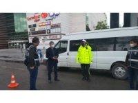 Kaymakam Özkan'dan polislere bayram ziyareti