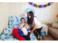 Hasta bakıcıdan gönülleri fetheden davranış