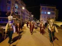 Mehter Takımı ile bayram kutlaması