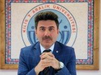 Rektör Karacoşkun bayram geleneklerini anlattı
