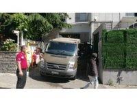 Karadayı'nın cenazesi askeri araçla Sultan Abdülhamid Han Eğitim ve Araştırma Hastanesi'ne sevk edildi
