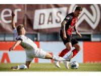 Almanya 2. Bundesliga: Wehen: 0 - Sandhausen: 1