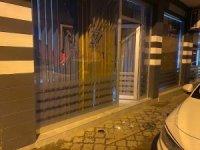 Turgutlu'da iki dükkana saldırı