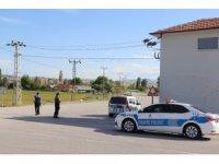 Karaman'da polisten kaçan sürücüye 7 bin 938 lira ceza