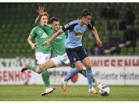 Almanya Bundesliga: W.Bremen: 0 - Mönchengladbach: 0