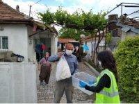 Burdur'da Vefa Destek Grupları 2 bin 147 talebi karşıladı