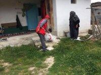 Mesut Özil'in Aslanapa'ya gönderdiği yardımlar bayramın son günü dağıtıldı