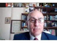 Dr. Mahfi Eğilmez Antalya iş dünyası ile buluştu