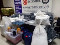 Avcılar'da kaçak tütün operasyonu: 2 gözaltı