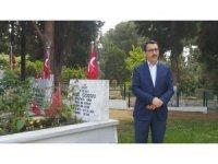 Sokağa çıkamayan vatandaşların yerine mezar ziyaretlerini müftülük yaptı