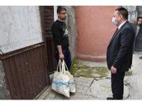 Bağlar Belediyesi Ramazan ayında ihtiyaç sahiplerinin yüzünü güldürdü