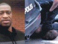 ABD'de gözaltına alınan bir siyahinin ölümü, tepkilere neden oldu