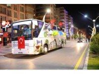 Malatya Büyükşehir'den müzik ziyafeti