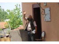 Ergene'de Ahimehmet ve Yeşiltepe mahallelerinde maske dağıtıldı