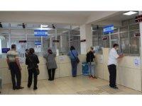 Pamukkale'de vezneler hafta sonu açık olacak