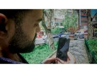 Ardahan'da meteorun gökyüzünden kayma anı kameraya yansıdı