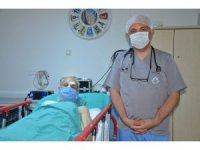 ADÜ'de 93 yaşındaki hastaya kalp pili takıldı